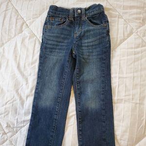 Sonoma straight jeans size 4 slim